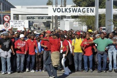 VW Südafrika